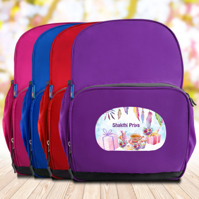 Pupil School Bag (Std 1 and 2)