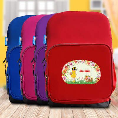 Pupil School Bag (Std 3 to 6)