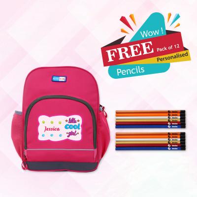 Doodle Kids School Bag (Play & KG)