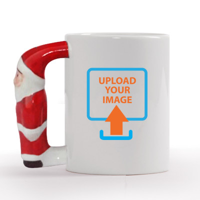 Christmas Mug- Custom image