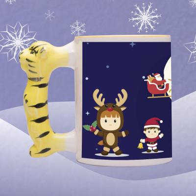 Christmas Mug - TIGER