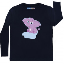 Blue Full Sleeve Boys Pyjama - Bunty