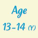 13-14 Yrs