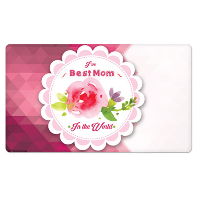 Fridge Magnet Rectangle - Best Mom