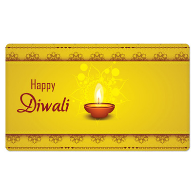Fridge Magnet Rectangle - Diwali
