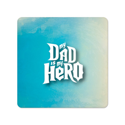 Fridge Magnet Square - Hero