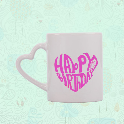 Love Handle Mugs