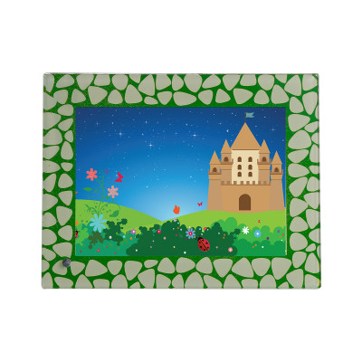 Green Leaf Photo Frame