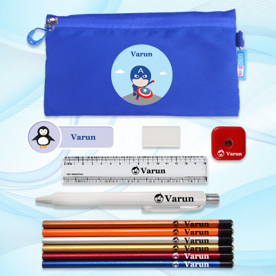 Pupil Range Stationery Pack