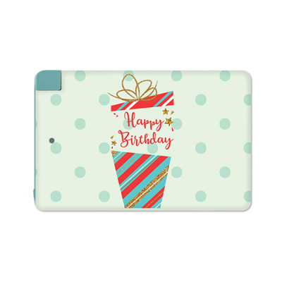 Power Bank - Birthday