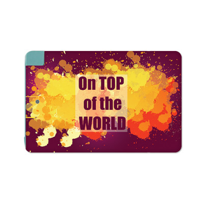 Power Bank - Top of the World