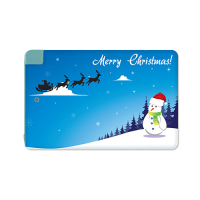 Power Bank - Christmas
