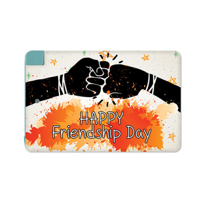 Power Bank - Happy Friendship Day