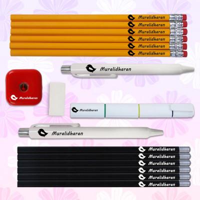 Black & Yellow Pencil Pack