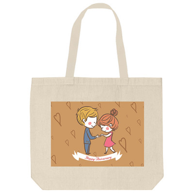 Tote Bags - Happy Anniversary