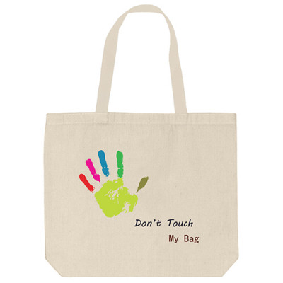 Tote Bags - Dont Touch
