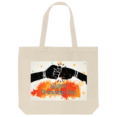 Tote Bags - Happy Friendship Day