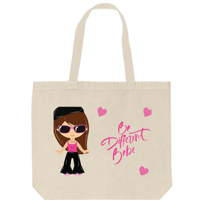 Tote Bags - Girl Babe