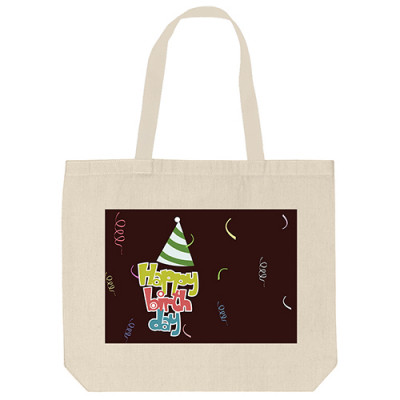 Tote Bags - Happy Birthday