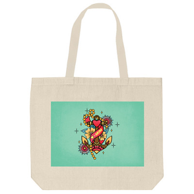 Tote Bags - Love Mom