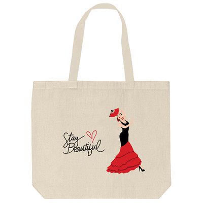 Tote Bags - Stay Beautiful