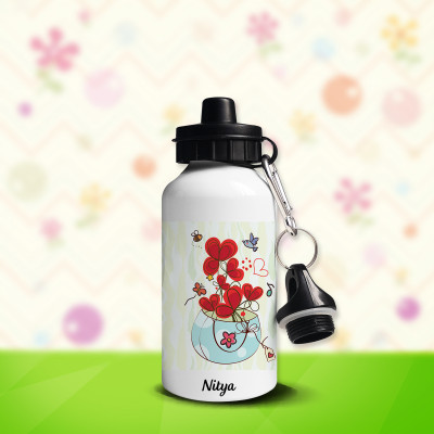 Hooters White Bottle 400ml