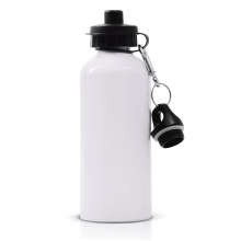 Sportive White Bottle 600ml