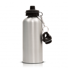 Windmill Silver Bottle 600ml