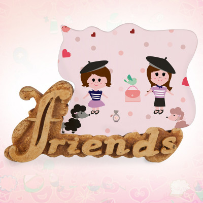 Friends Stone Frame