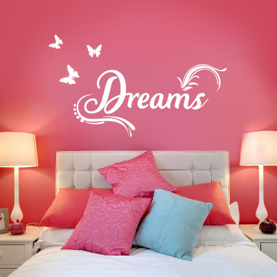 Dreams Wall Decal