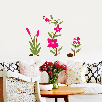 Florals Wall Decal