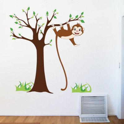 Archy D Imp Wall Decal