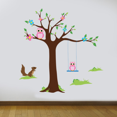 Tootsoo Wall Decal
