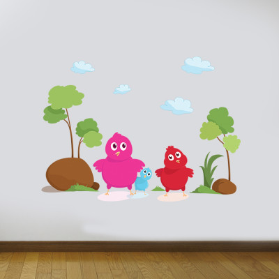 Snookie Wall Decal